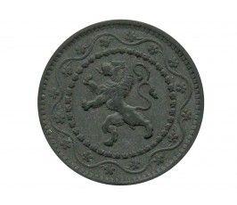 Бельгия 10 сантимов 1915 г.