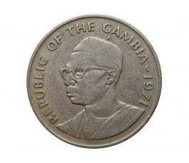 Гамбия 50 бутут 1971 г.