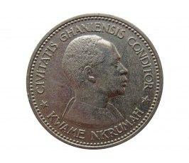 Гана 2 шиллинга 1958 г.
