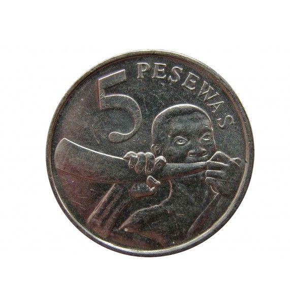 Гана 5 песева 2007 г.