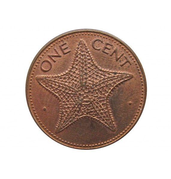 Багамы 1 цент 1995 г.