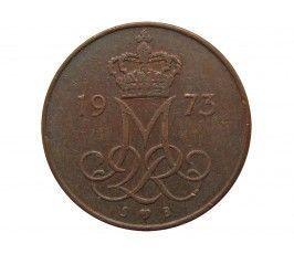 Дания 5 эре 1973 г.