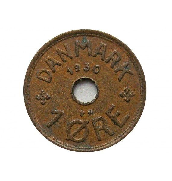 Дания 1 эре 1930 г.