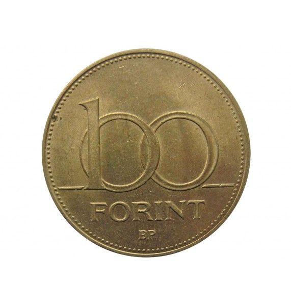 Венгрия 100 форинтов 1995 г.