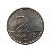 Венгрия 2 форинта 1994 г.