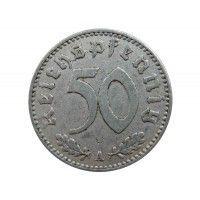 Германия 50 пфеннигов 1941 г. A