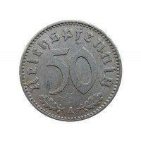 Германия 50 пфеннигов 1940 г. A
