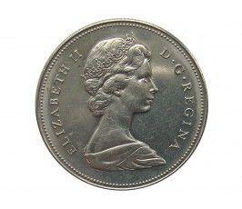 Канада 50 центов 1971 г.