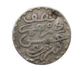 Марокко 1/2 дирхама 1882 (1299) г.