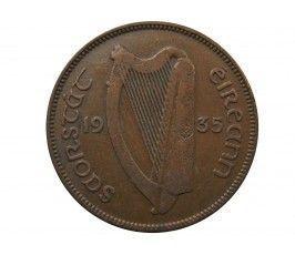Ирландия 1/2 пенни 1935 г.