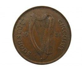 Ирландия 1 пенни 1931 г.