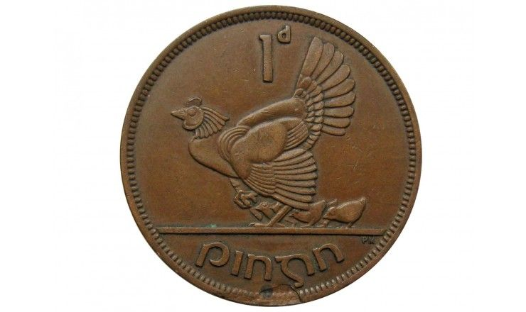 Ирландия 1 пенни 1941 г.