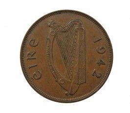 Ирландия 1 пенни 1942 г.