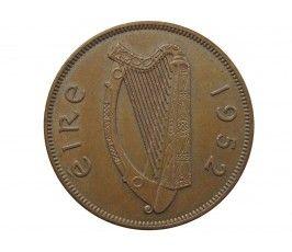 Ирландия 1 пенни 1952 г.