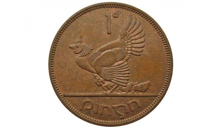 Ирландия 1 пенни 1965 г.