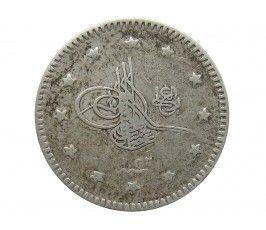 Турция 1 куруш 1293/32 (1906) г.