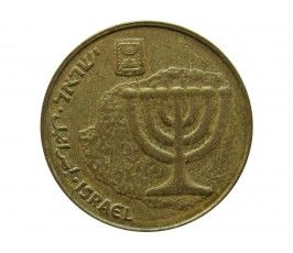 Израиль 10 агорот 2009 г.