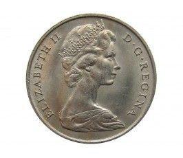 Гибралтар 1 крона 1967 г.
