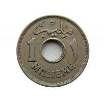Египет 1 миллим 1938 г.