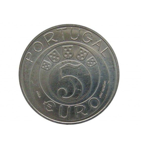 Португалия 5 евро 2019 г. (45 лет Революции гвоздик)