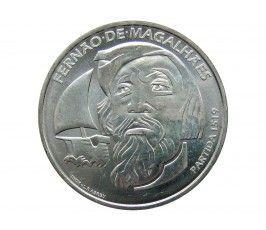 Португалия 7,5 евро 2019 г. (Фернан Магеллан)