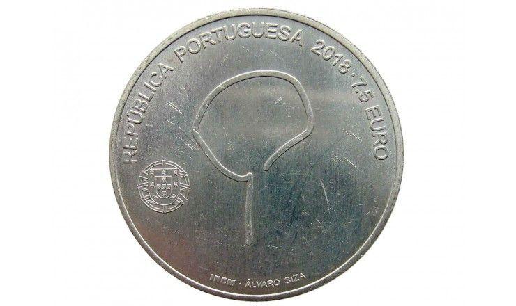 Португалия 7,5 евро 2018 г. (Эдуарду Соуту де Моура)