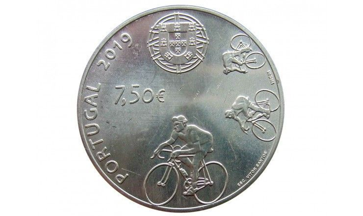 Португалия 7,5 евро 2019 г. (Хоаким Фернандес Агостиньо)