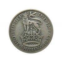 Великобритания 1 шиллинг 1929 г.