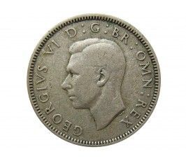 Великобритания 1 шиллинг 1941 г. (английский тип)