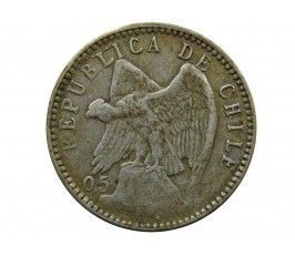 Чили 5 сентаво 1906 г.