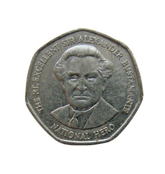 Ямайка 1 доллар 1996 г.