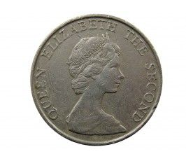 Гонконг 5 долларов 1982 г.