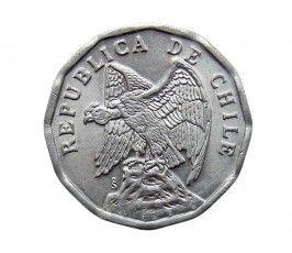 Чили 10 сентаво 1978 г.