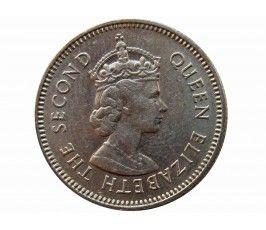 Белиз 10 центов 1980 г.