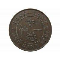 Гонконг 1 цент 1865 г.