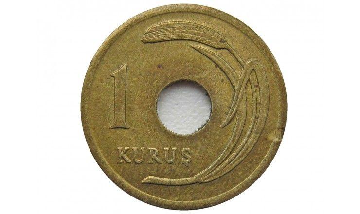 Турция 1 куруш 1951 г.