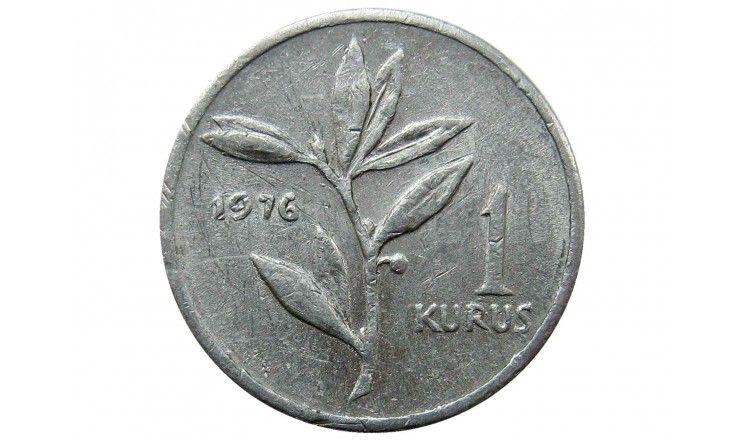 Турция 1 куруш 1976 г.