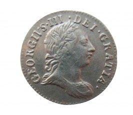 Великобритания 3 пенса 1762 г.