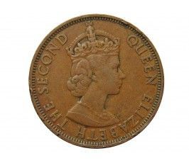 Сейшелы 5 центов 1965 г.