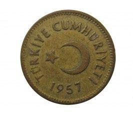 Турция 5 куруш 1957 г.