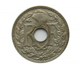 Франция 10 сантимов 1939 г.