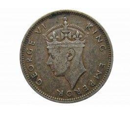 Южная Родезия 6 пенсов 1942 г.