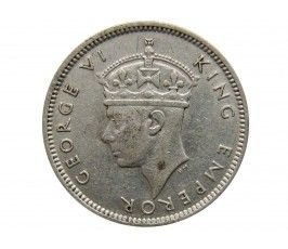 Южная Родезия 6 пенсов 1944 г.