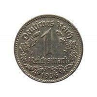 Германия 1 марка 1936 г. D
