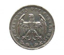 Германия 1 марка 1937 г. G