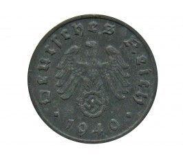 Германия 1 пфенниг 1940 г. D
