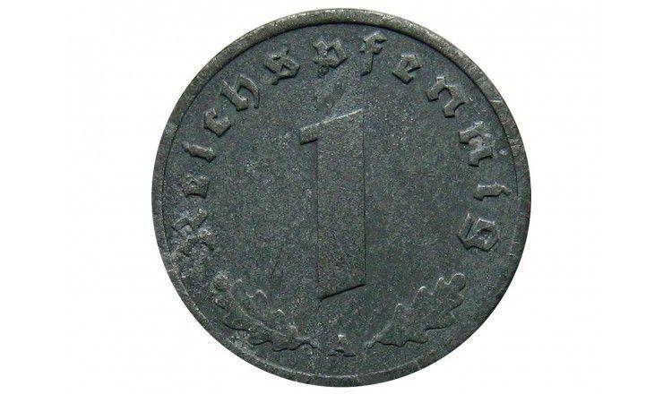 Германия 1 пфенниг 1943 г. A