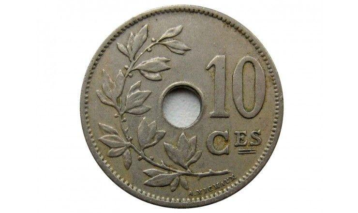 Бельгия 10 сантимов 1902 г. (Belgique)