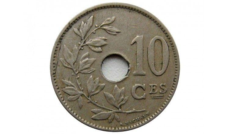 Бельгия 10 сантимов 1929 г. (Belgique)