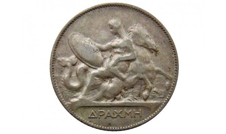 Греция 1 драхма 1911 г.